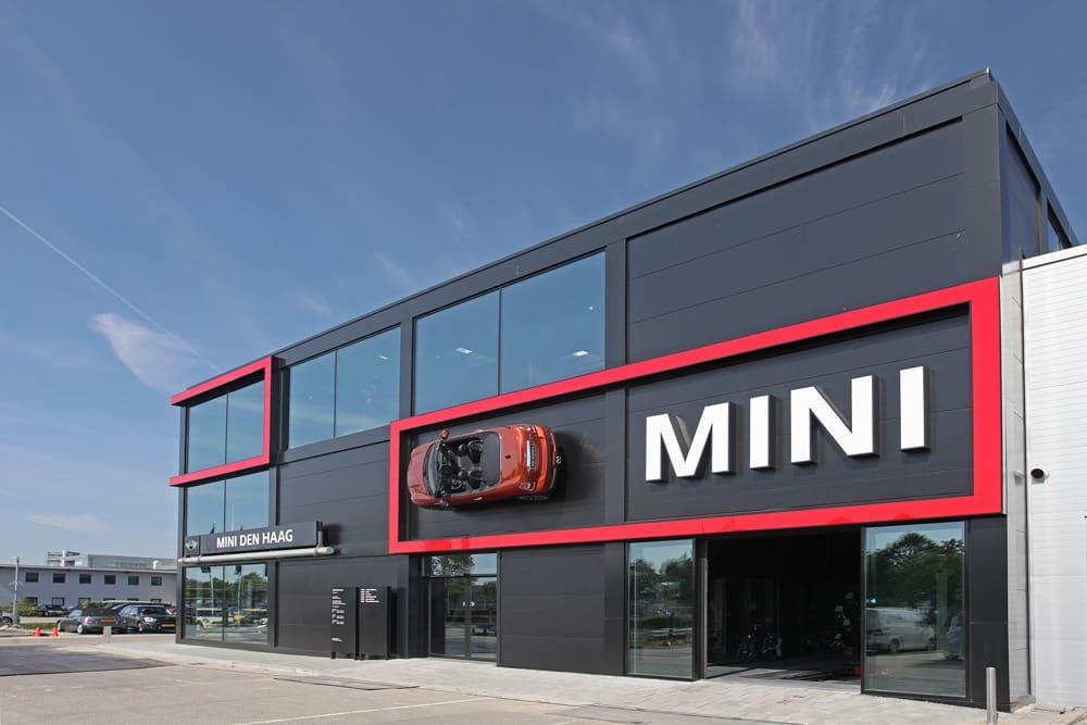 Zaawansowane BMW Mini - GÓR STAL Producent Płyt Warstwowych QW36