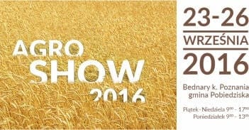 AGRO SHOW – the largest open-air agricultural exhibition